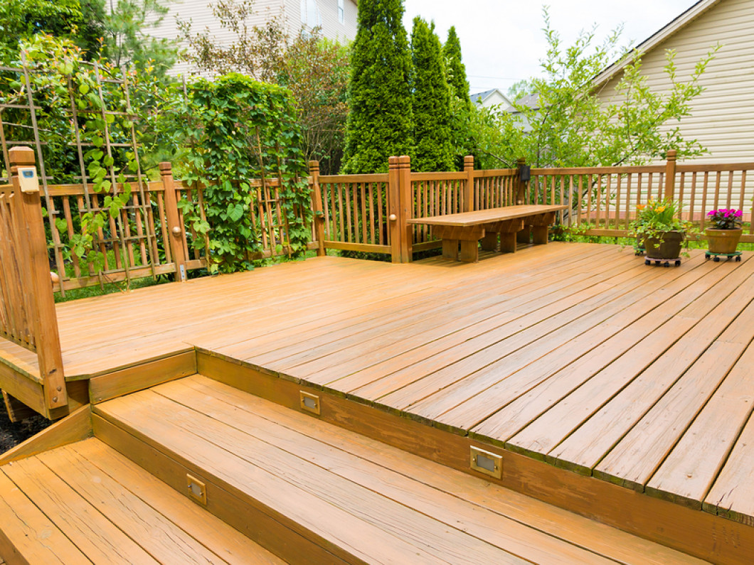 Enjoy Your Spring and Summer More Than Ever With a New Deck
